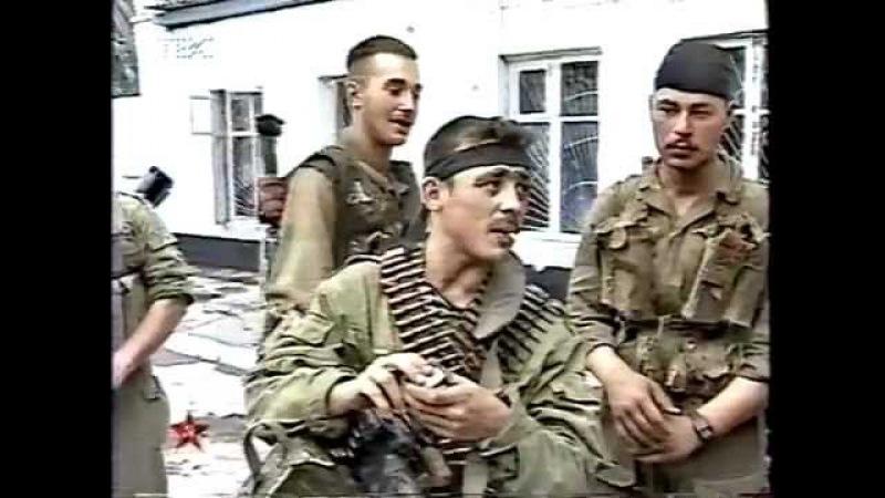 Есть на кого равняться Бешеная рота Гюрзы (Чечня)