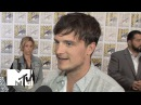 Josh Hutcherson Reveals Who Cried On The Last Day Of 'Hunger Games' | MTV News