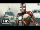 Iron Man 2 2010 - Suitcase Suit Scene 4/5 Movieclips