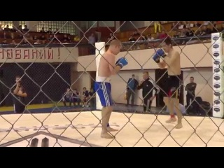 Рощік Олексій - Кіпській Євгеній - 2й раунд
