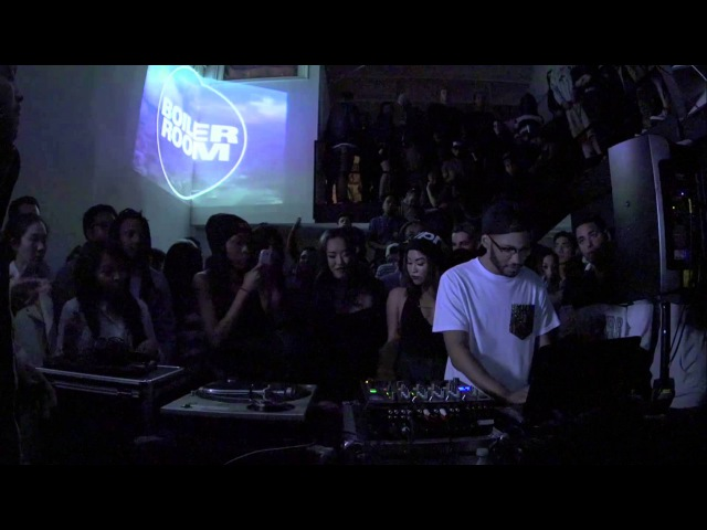 Kaytranada Boiler Room Los Angeles DJ Set