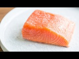 ChefSteps Tips &amp Tricks Dry-Cure For Perfect Fish