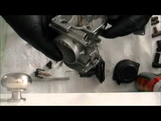 Suzuki RF600R Carb Rebuild - In depth Building the carb from parts