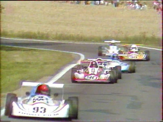 1988 Schleizer Dreieck - DDR-Meisterschaftslauf Formelrennwagen E1300 LK I