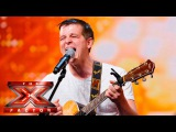 Max Stone takes on Bob Marley classic  Auditions Week 2   The X Factor UK 2015