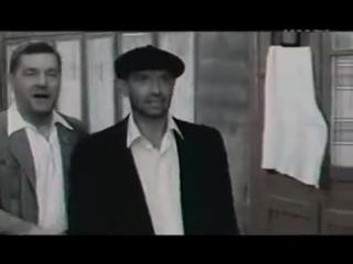 День рождения Гоцмана (отрывок из сериала Ликвидация) (1)