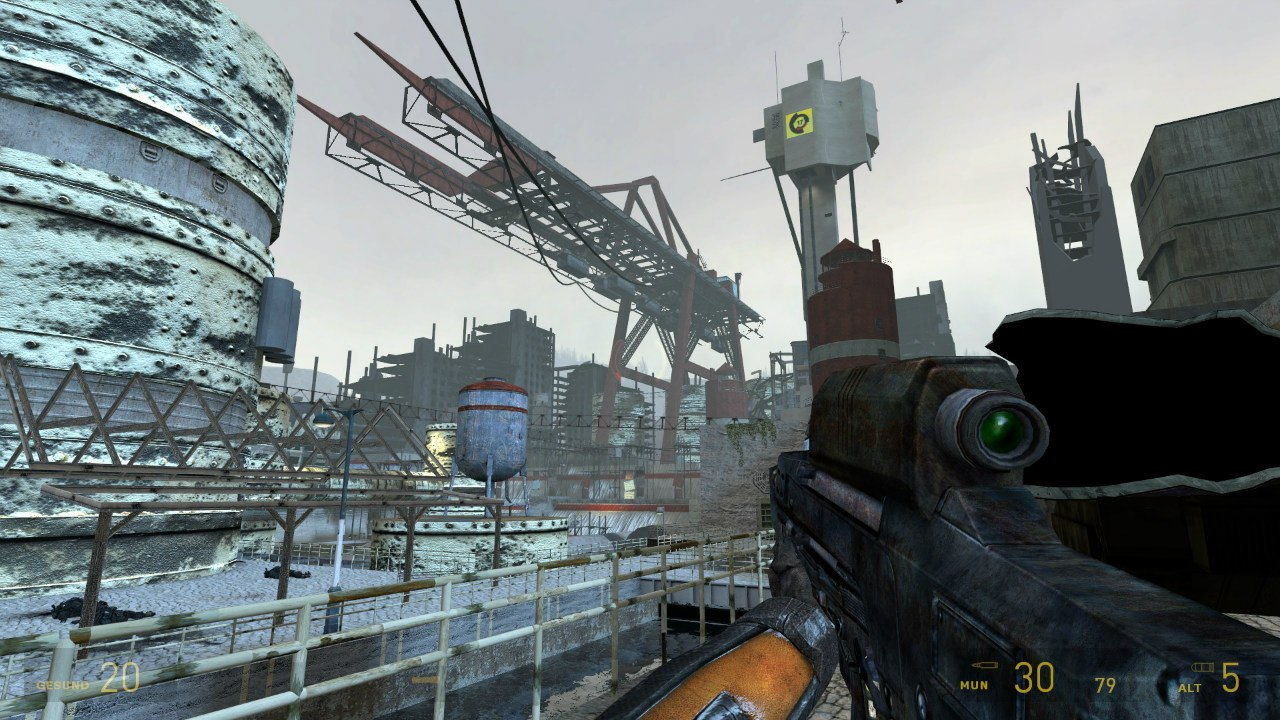 how to make hl2 look better