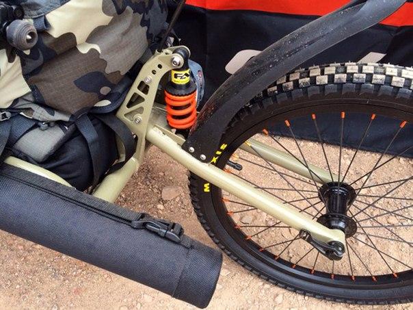 Велосипед внедорожник