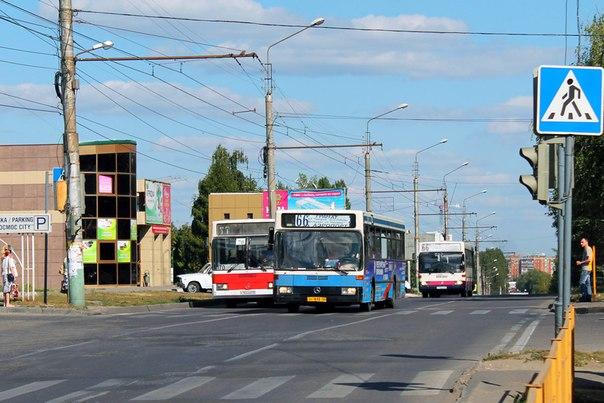 Автобусы и троллейбусы Пензы