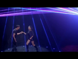 Glee - La Isla Bonita Official Music Video HD