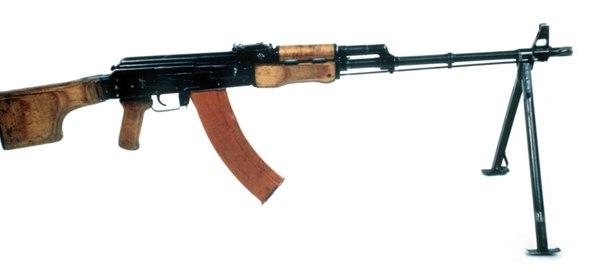 Ручной Пулемёт Калашникова, РПК-74