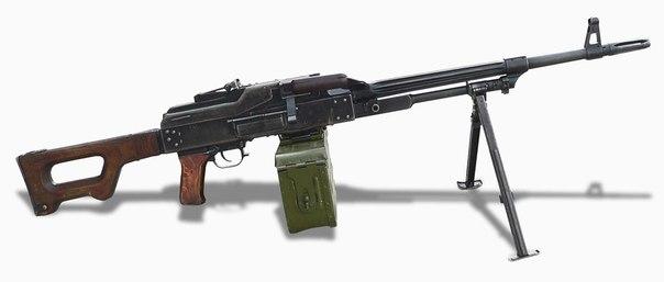 Пулемёт Калашникова, ПК