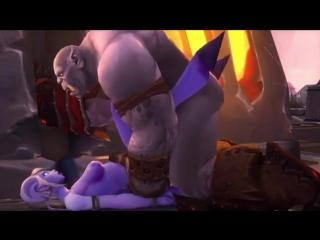 порно мультик орки игра