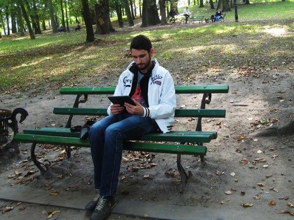 Виктор Пелевин. Читающий Львов