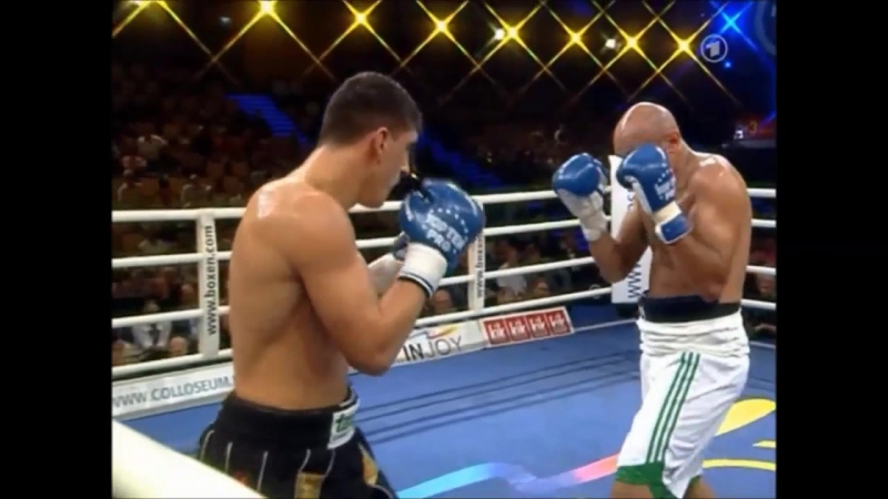 2006-09-23 Marco Huck vs Rachid El Hadak