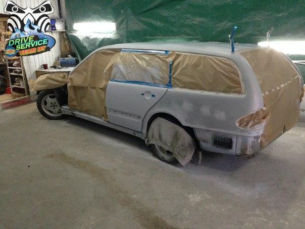 покраска авто в минске в камере Drive911.by