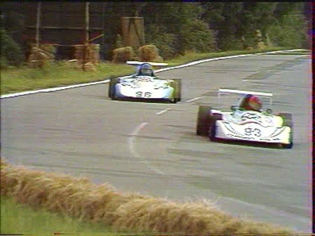 1989 Sachsenring DDR Meisterschaftslauf Rennwagen E1300 LK I