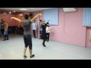 Мы на занятиях 01.02.2015 №1 / Произвольный танец /Школа лезгинки САМУР Лезгинка видео. Как танцевать лезгинку. Уроки танца.