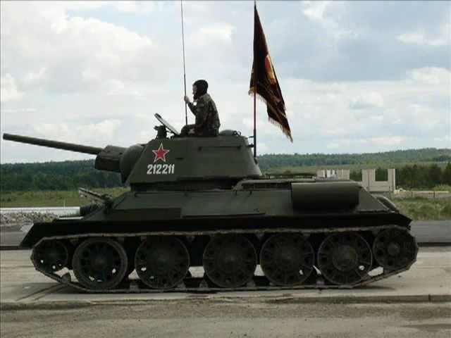 Подъем Т-34 и песня Михаила Калинкина