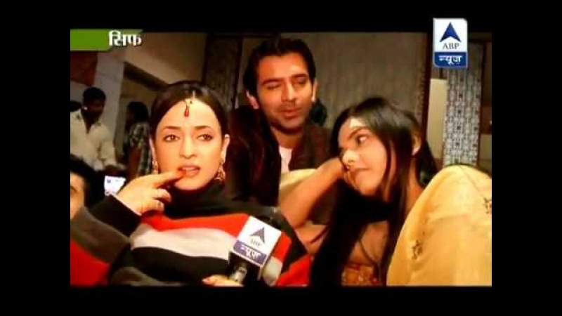 [SBS] IPKKND Team Masti on the Sets - 4th Sept 2012 - Iss Pyaar Ko Kya Naam Doon