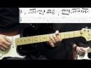 Jimi Hendrix - Little Wing Intro - Rock Guitar Lesson (w/Tabs)