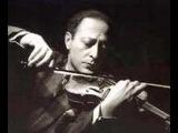 Jascha Heifetz plays Paganini Caprice #13