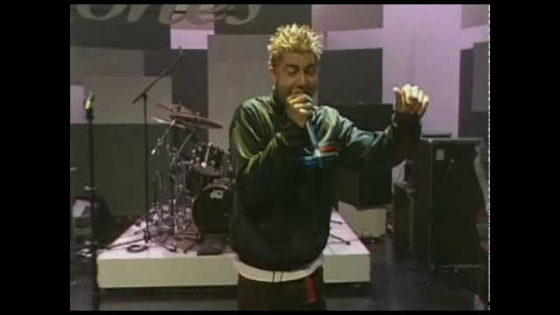 Deftones - Be quiet and drive (far away) (Live @ Recovery TV 1998)