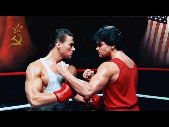 Jean Claude Van Damme - No Retreat, No Surrender Final Fight - Karate Tiger Endkampf - 1080p HD