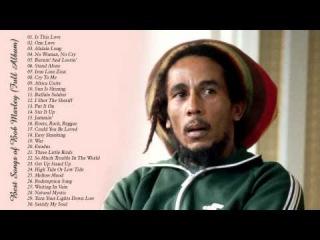 Bob Marley's Greatest Hits || The Best Songs of Bob Marley || Full Album