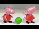 Лепим Свинку ПЕППУ. Peppa Pig