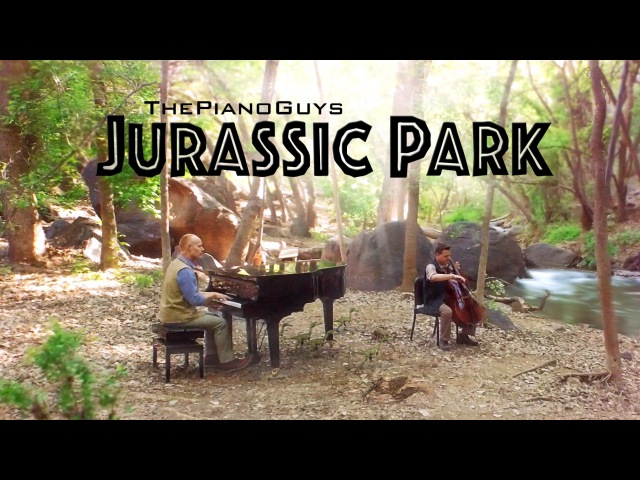 Jurassic Park Theme - 65 Million Years In The Making! - The Piano Guys