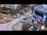 ДТП (авария) ул. Мира ул. Оломоуцкая 14-11-2014 в 16-15