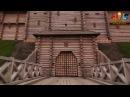 Timelapse: Древний Киев в Парке Киевская Русь