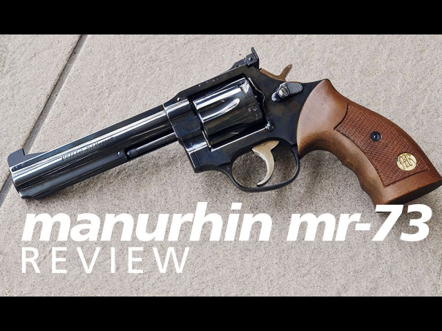 Review: Manurhin MR 73 357 revolver - Better than a Korth?