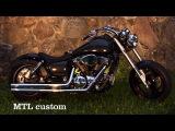 MTL Custom - Kawasaki Meanstreak.mov