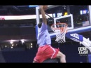 6'1 Corey Sanders Dunks Over 7'6 Tacko Fall