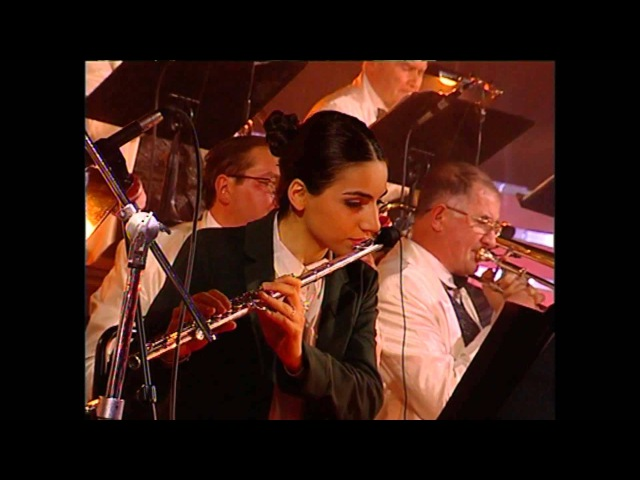 TBILISI BIG-BAND 2014(Imedi TV) -- Maia Baratashvili -- Too close for comfort