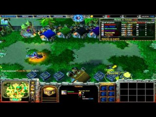 Heroic Town - Warcraft III Frozen Throne - Огр маг в хила