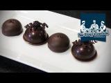 How to make chocolate tea cakes with Callebaut chocolate