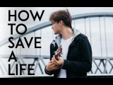 How To Save A Life - The Fray (Ukulele cover) Chris Brenner