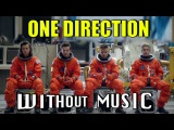 DRAG ME DOWN - One Direction (House of Halo #WITHOUTMUSIC parody)