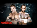 WWE - Chris Jericho vs CM Punk Highlights - Payback 2013 - HD