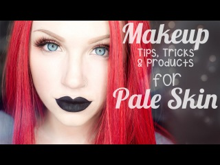 Top 25 Makeup Tips, Tricks Products for Pale Skin