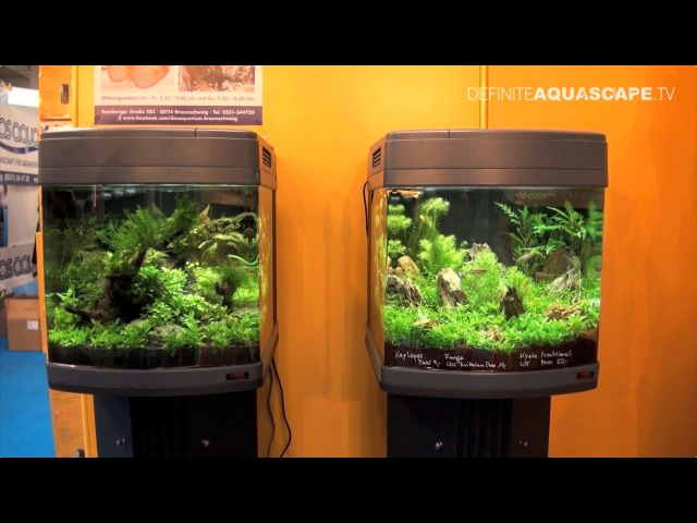 Planted aquariums of Heimtiermesse 2015, Hannover - part 3