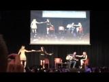 Jen & Meghan dancing FT3
