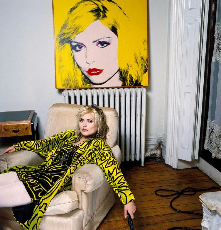 Дебби Харри – самая красивая девушка панк-рока