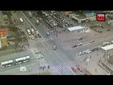 ДТП в Москве (BMW влетела в пешеходов) Отрадное