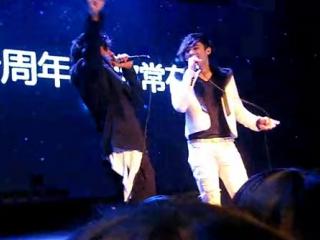 AK (Andy Chen & Kris Shen), сцена
