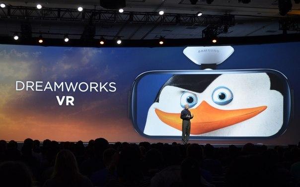 Фильмы DreamWorks и VR