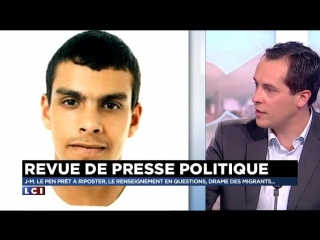 """Nicolas Bay : """"Il faut expulser tous les étrangers qui participent aux filières islamistes"""""""
